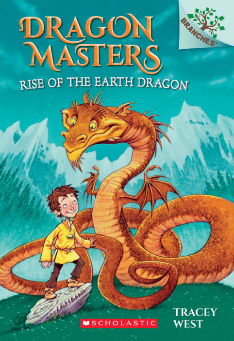Dragon Masters #1: Rise of the Earth Dragon by Tracey West