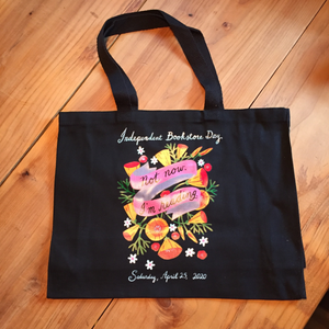 Independent Bookstore Day Tote Bag