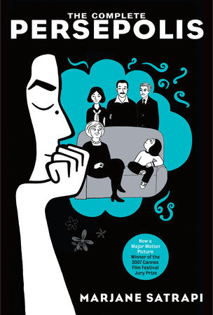 The Complete Persepolis by Marjane Satrapi