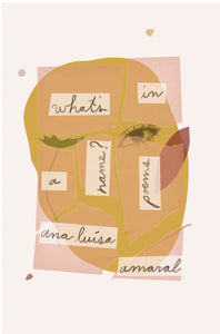 What's in a Name: Poems by Ana Luísa Amaral