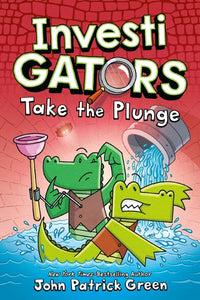 InvestiGators: Take the Plunge by John Patrick Green