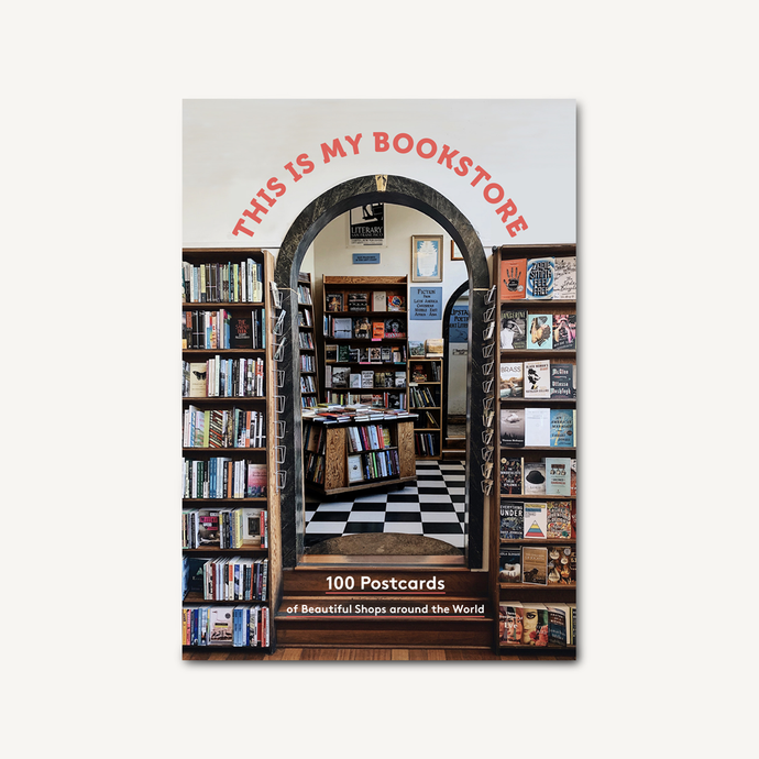 This is My Bookstore - Postcard Set
