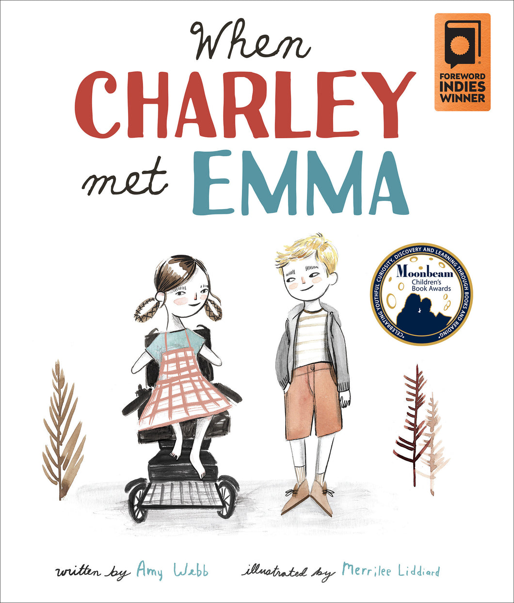 When Charley Met Emma by Amy Webb