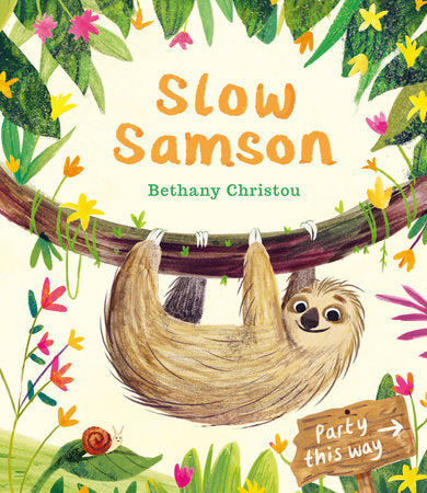 Slow Samson by Bethany Christou