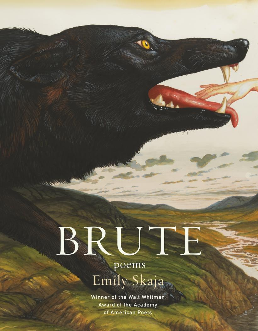 Brute: Poems by Emily Skaja