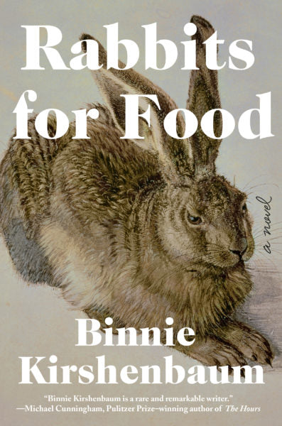 Rabbits for Food by Binnie Kirshenbaum