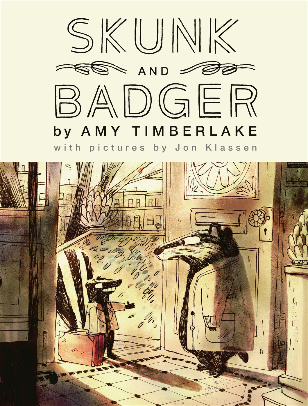 Skunk & Badger by Amy Timberlake