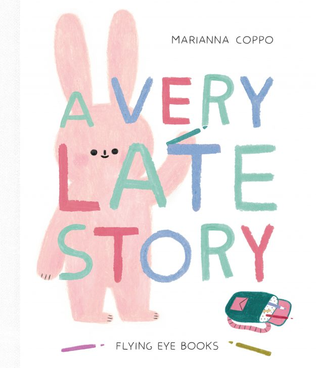 A Very Late Story by Marianna Coppo