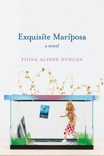 Exquisite Mariposa by Fiona Allison Duncan