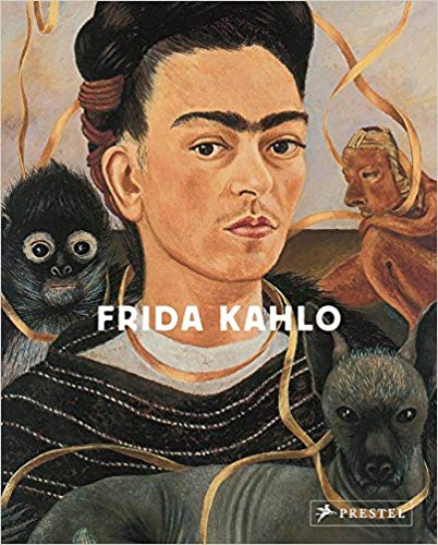 Frida Kahlo by Claudia Bauer