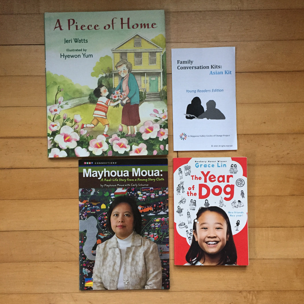 Family Conversation Kits: Asian Kit: Young Readers Edition