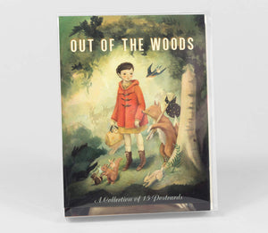 Out of the Woods by Emily Winfield Martin - 15 Postcard Collection