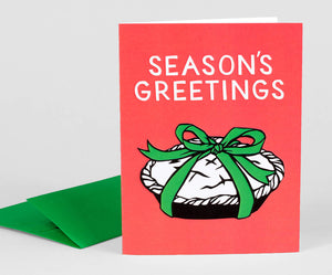 Season's Greetings - 10 Card Holiday Pack