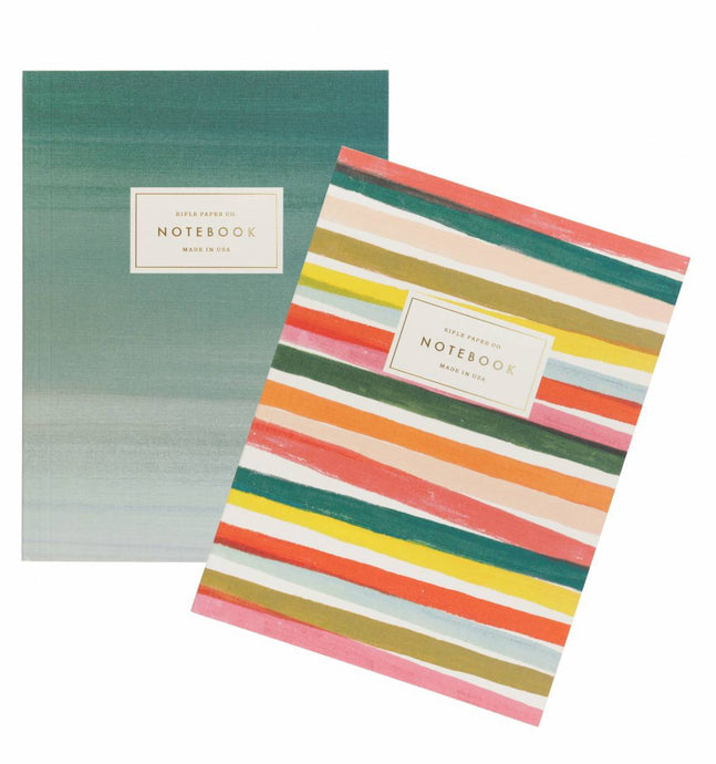 Joie de Vivre Notebooks - Set of 2 - Rifle Paper Co.