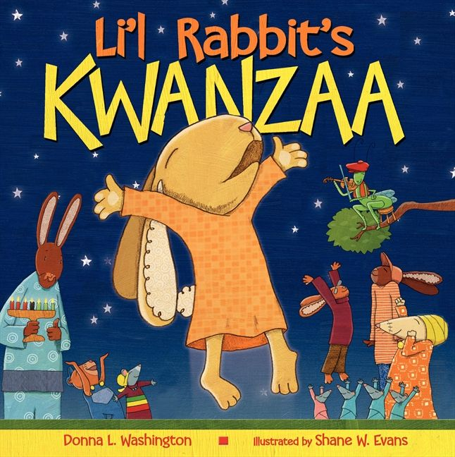 Li'l Rabbit's Kwanzaa by Donna L. Washington