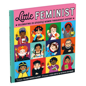 Little Feminist Picture Book by Yelena Moroz Alpert