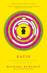 Ratio: The Simple Codes Behind the Craft of Everyday Cooking by Michael Ruhlman