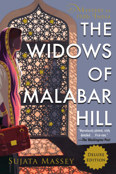 The Widows of Malabar Hill: A Mystery of 1920s India by Sujata Massey