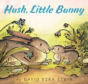Hush, Little Bunny by David Ezra Stein
