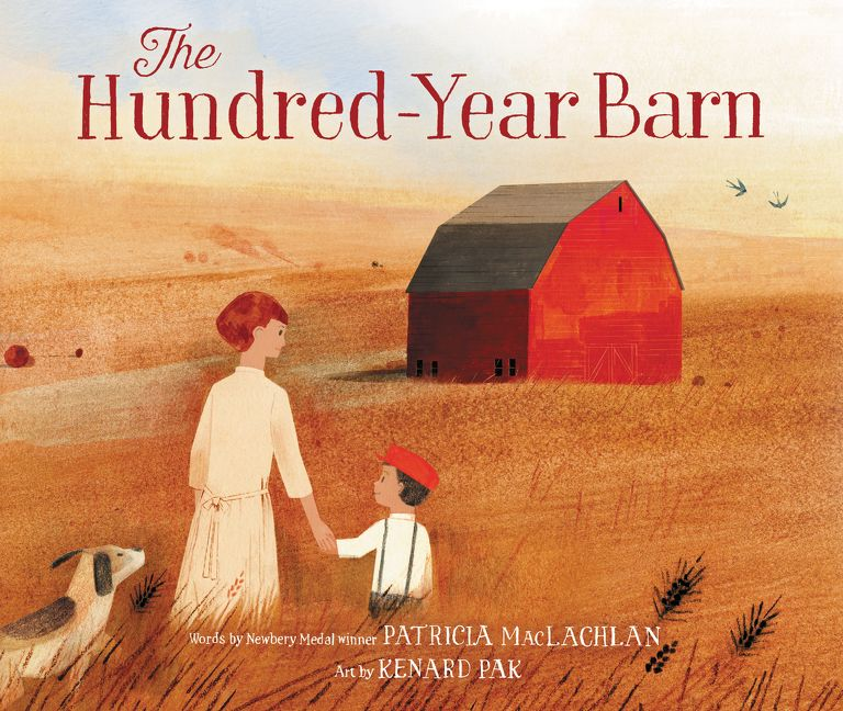 The Hundred-Year Barn by Patricia MacLachlan