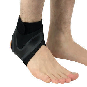Adjustable Elastic Ankle Brace/Sleeve - AllstarProducts