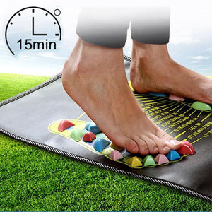 Premium Reflexology Walk Stone Mat - AllstarProducts