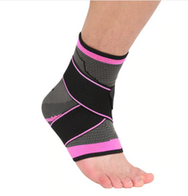 3D Ankle/Foot Compression Pad - AllstarProducts