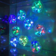 Swimming pool LED toy lights