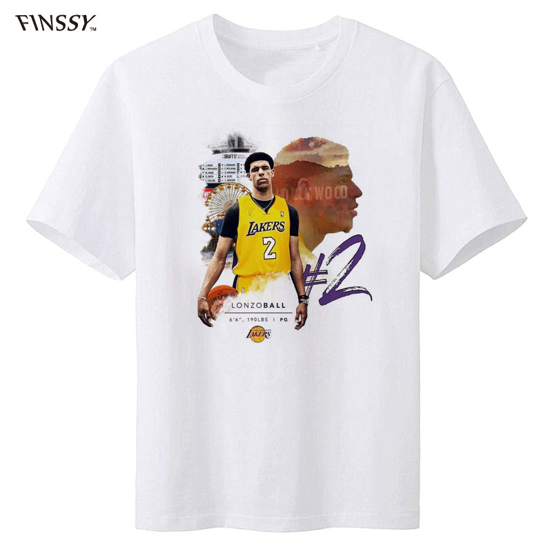 Lonzo Ball T-Shirt *FREE SHIPPING* - AllstarProducts