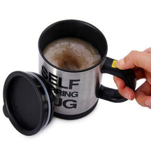 PRESS'N STIR™ Self Stirring Coffee Mug *Never stir again* - AllstarProducts