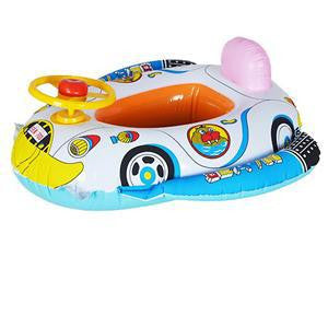 Inflatable Swimming Pool Car for Babies - AllstarProducts
