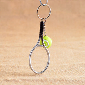 Tennis Keychain - AllstarProducts