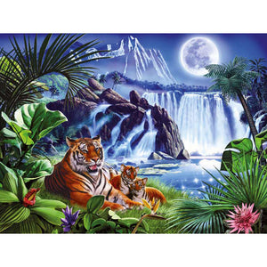 Jungle Waterfall - AllstarProducts