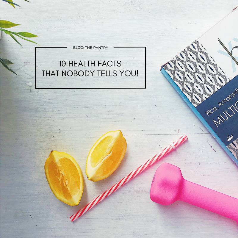 10 Health Facts That Nobody Tells You