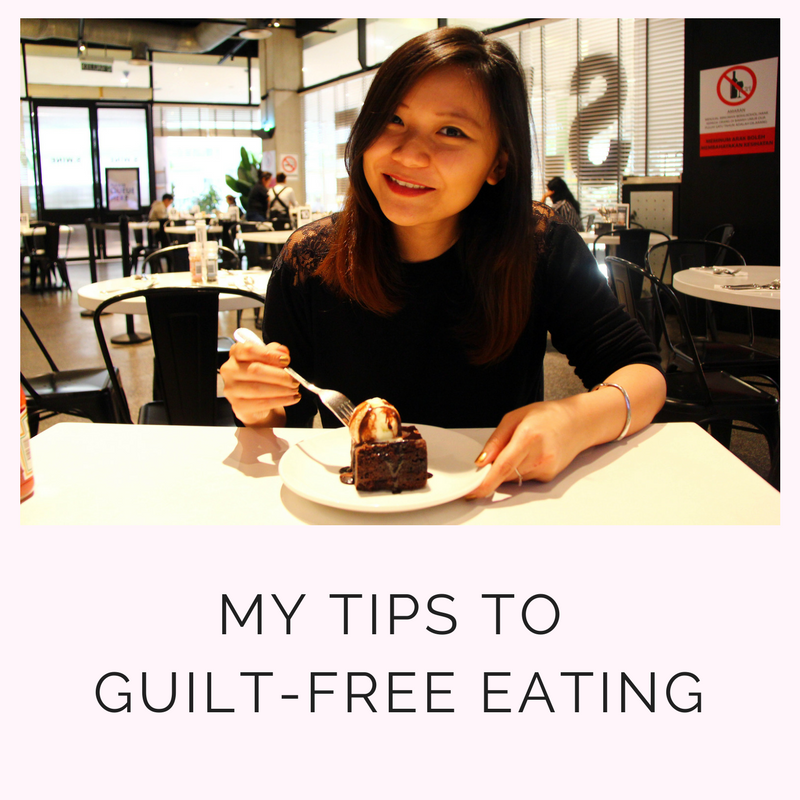 My Tips to Guilt-Free Eating