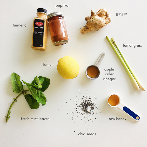 healthy tonic ingredients