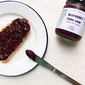 Spread | Blueberry Chia Jam