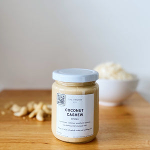 Spread | Coconut Cashew Nut Butter