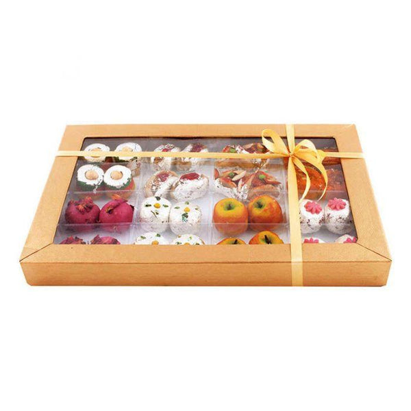 Assorted Kaaju Sweets - TCS Sentiments Express
