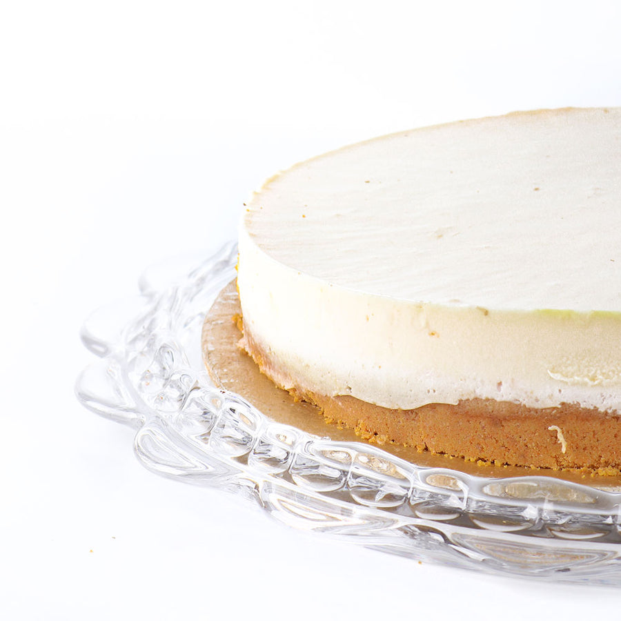 Lemon Cheese Cake 3LBS - TCS Sentiments Express