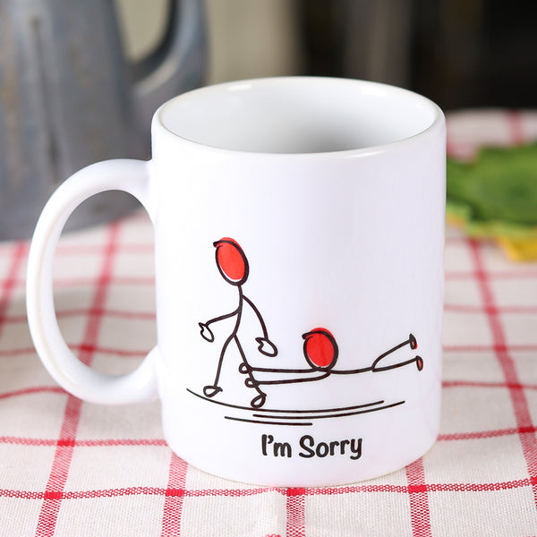 I'm Sorry Mug - TCS Sentiments Express