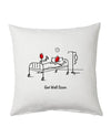 Get Well Soon Cushion - TCS Sentiments Express