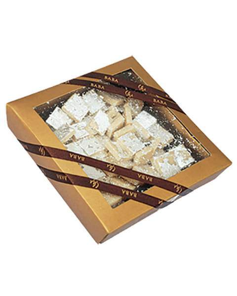 Kajoo Barfi Box by Baba Sweets -200gm - TCS Sentiments Express