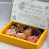 Assorted Donuts by Hobnob