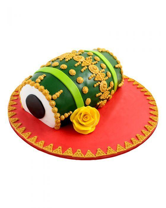 Dhol Cake 5LBS - TCS Sentiments Express