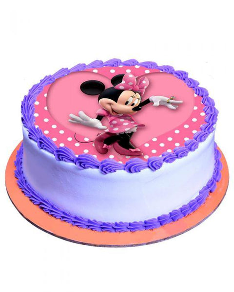 MINNIE MOUSE CAKE 3LBS - TCS Sentiments Express