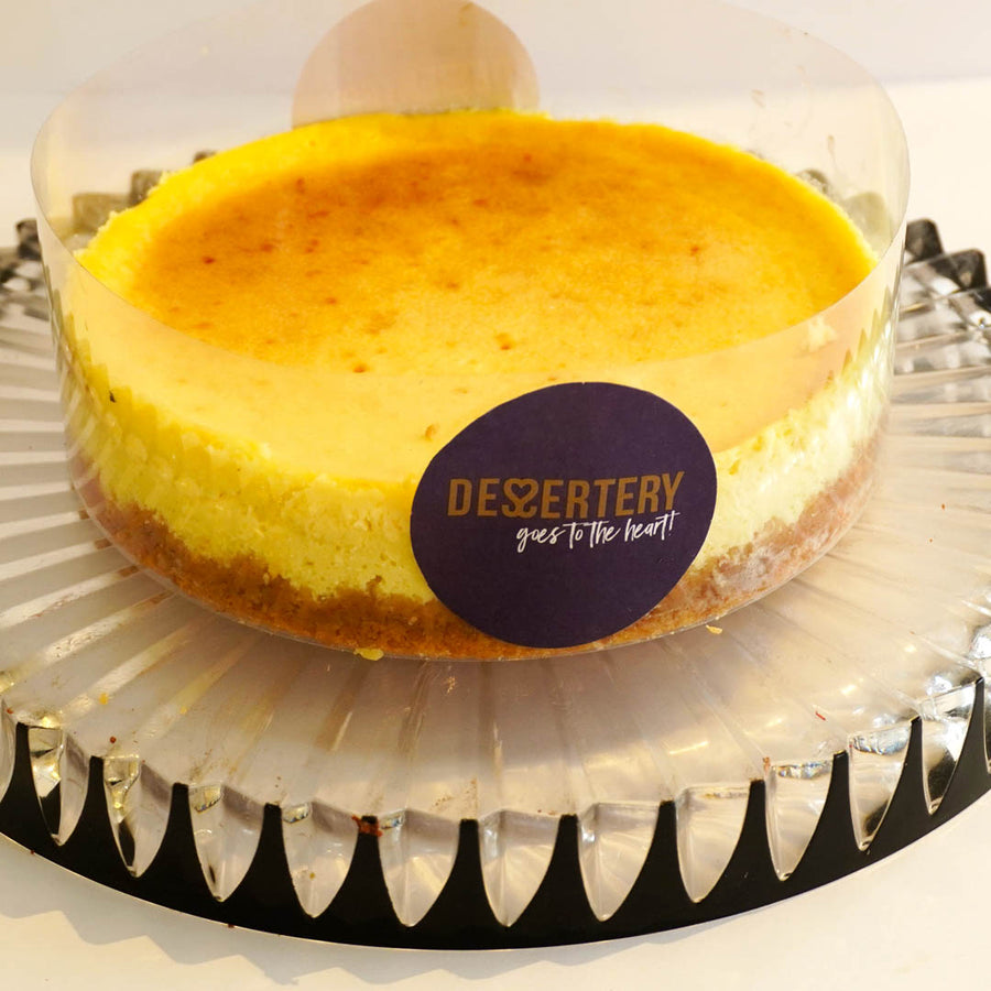 New York Cheese Cake - TCS Sentiments Express