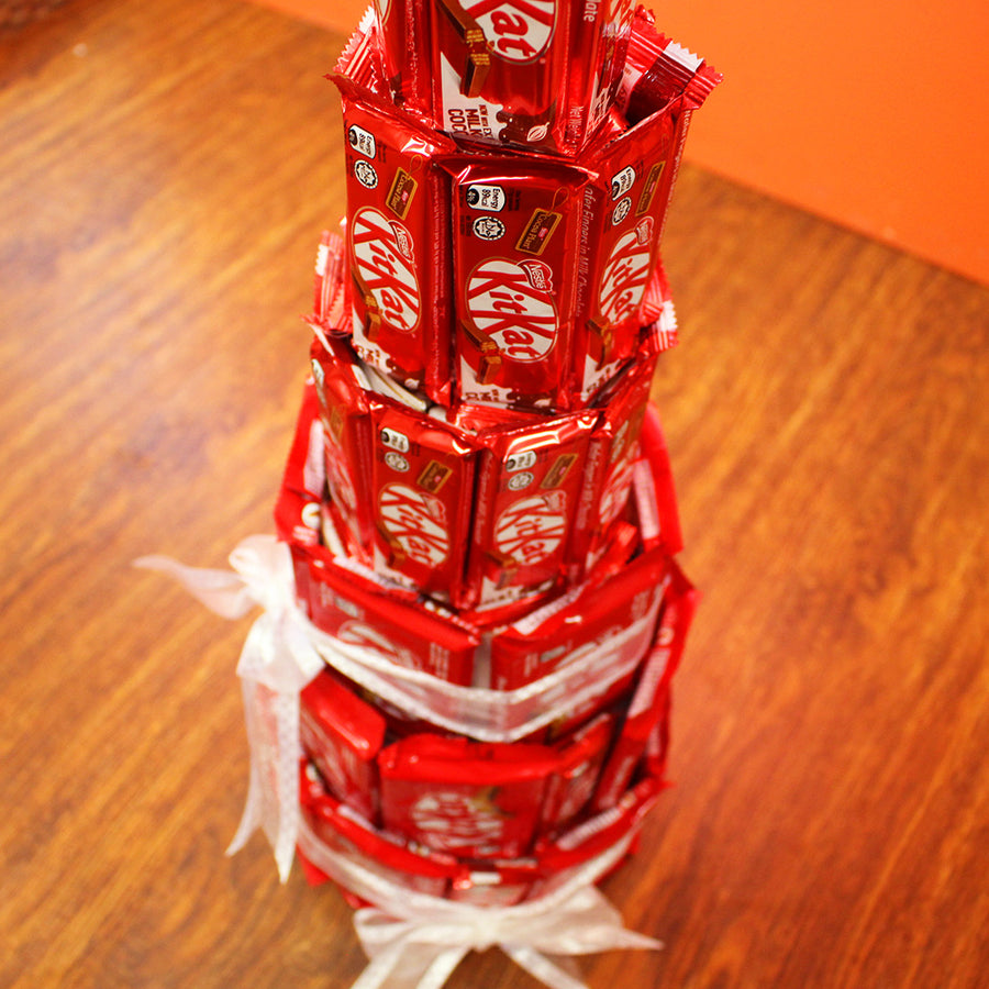 Kit-Kat Tower - TCS Sentiments Express