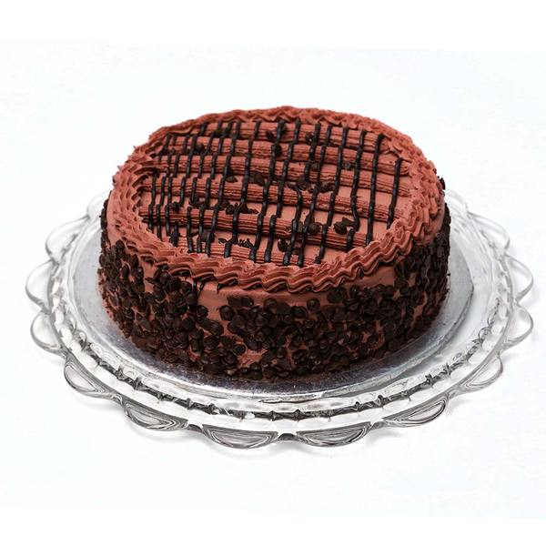 Chocolate Brownie Cream Cake 4lbs - TCS Sentiments Express