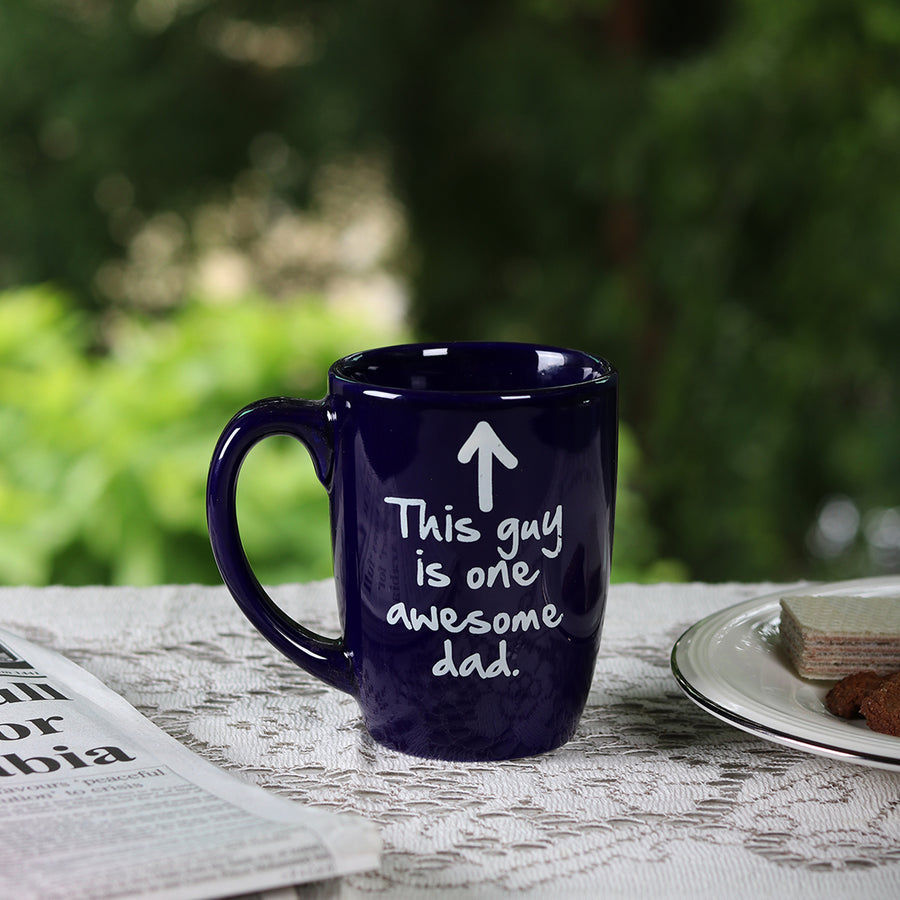 Awesome Dad Mug - TCS Sentiments Express